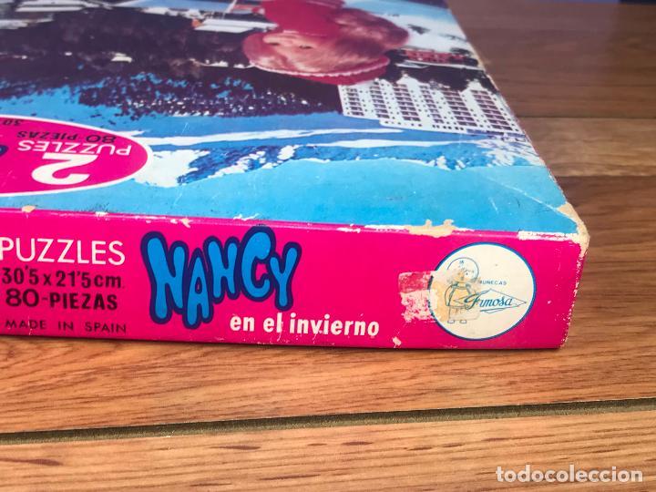 Muñecas Nancy y Lucas: puzzles nancy de famosa invierno - Foto 4 - 196191577