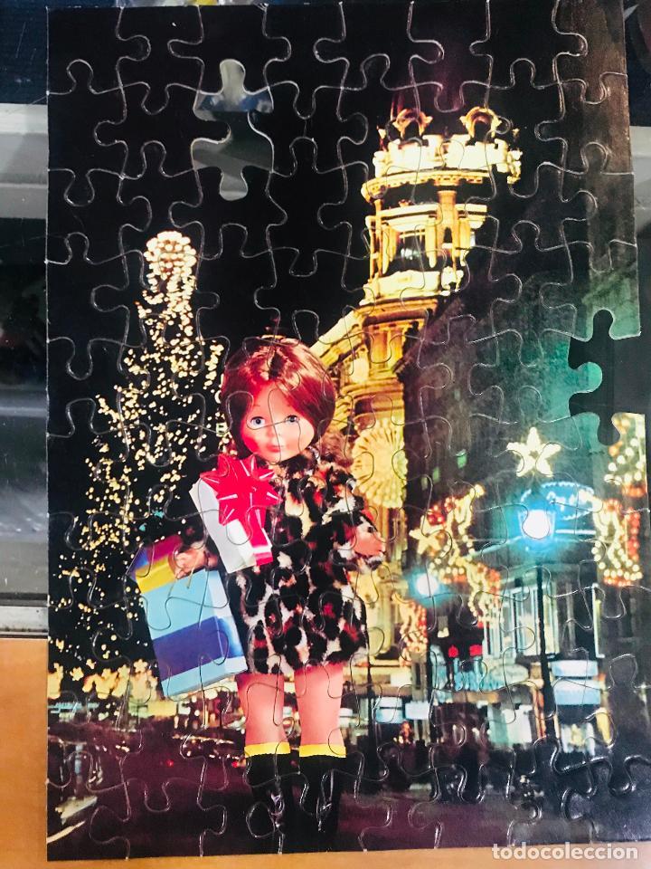 Muñecas Nancy y Lucas: puzzles nancy de famosa invierno - Foto 7 - 196191577