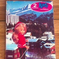Muñecas Nancy y Lucas: PUZZLES NANCY DE FAMOSA INVIERNO . Lote 196191577