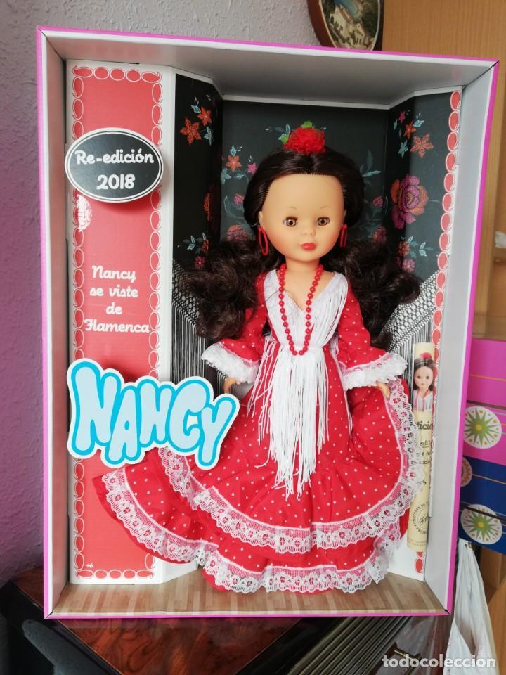 Muñecas Nancy y Lucas: Nancy colección, flamenca - Foto 4 - 196547046