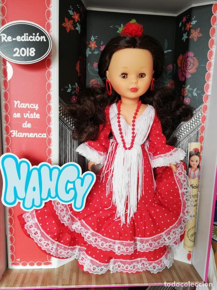 Muñecas Nancy y Lucas: Nancy colección, flamenca - Foto 5 - 196547046