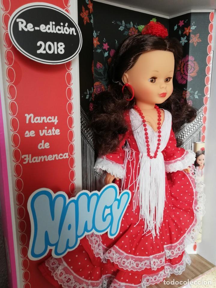 Muñecas Nancy y Lucas: Nancy colección, flamenca - Foto 7 - 196547046