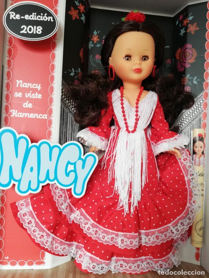 Muñecas Nancy y Lucas: Nancy colección, flamenca - Foto 8 - 196547046
