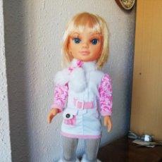 Muñecas Nancy y Lucas: NANCY RESCATE DE LAS NIEVES . Lote 196548498