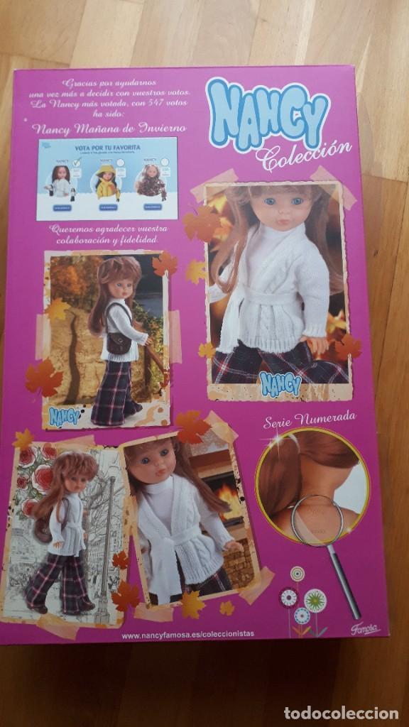Muñecas Nancy y Lucas: NANCY MAÑANA DE INVIERNO CAJA VACIA - Foto 2 - 196670450
