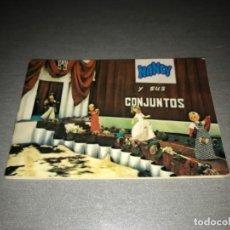Muñecas Nancy y Lucas: CATÁLOGO NANCY Y SUS CONJUNTOS AÑOS 70 FAMOSA ORIGINAL. Lote 197082806