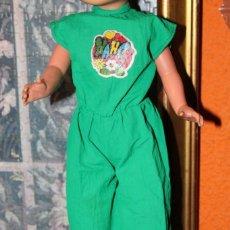 Muñecas Nancy y Lucas: PETO VERDE MONO NANCY AÑOS 80 ORIGINAL . Lote 197708466