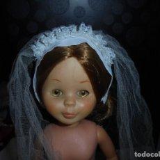 Muñecas Nancy y Lucas: GORRO COMUNION NANCY ????. Lote 197942146
