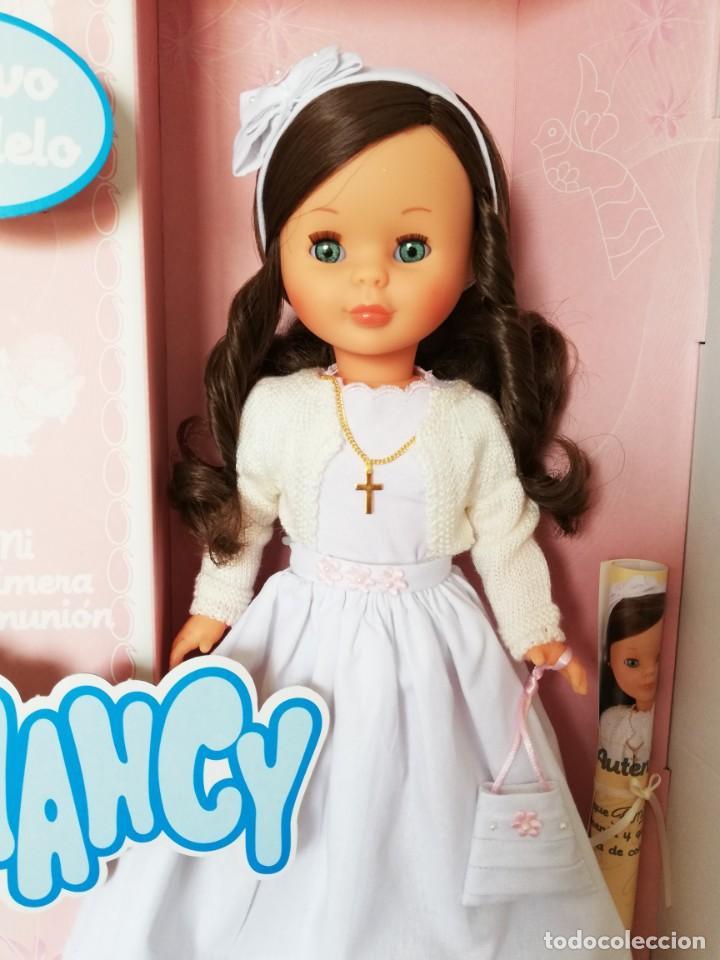 Muñecas Nancy y Lucas: Nancys de comunión de colección - Foto 2 - 198253042