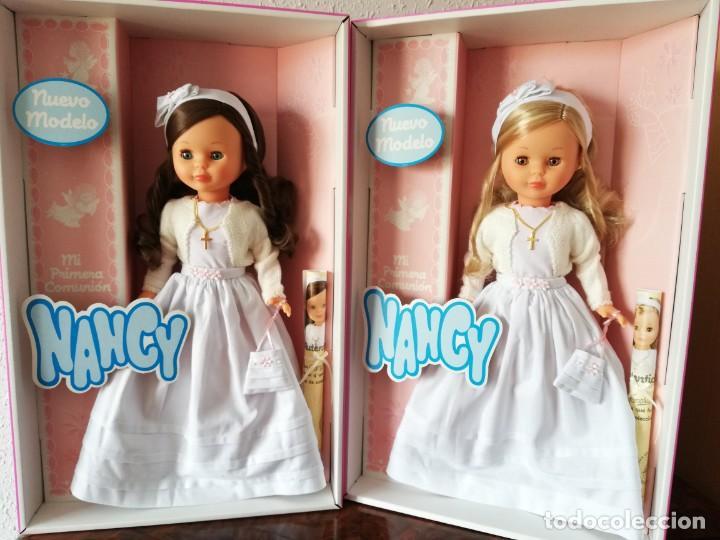 Muñecas Nancy y Lucas: Nancys de comunión de colección - Foto 6 - 198253042