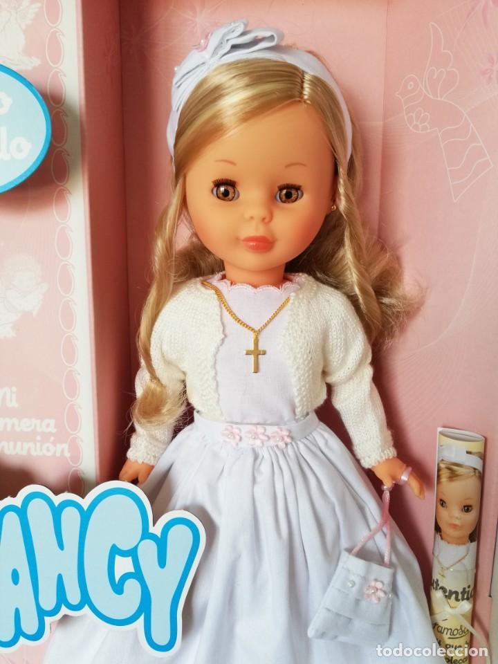 Muñecas Nancy y Lucas: Nancys de comunión de colección - Foto 11 - 198253042