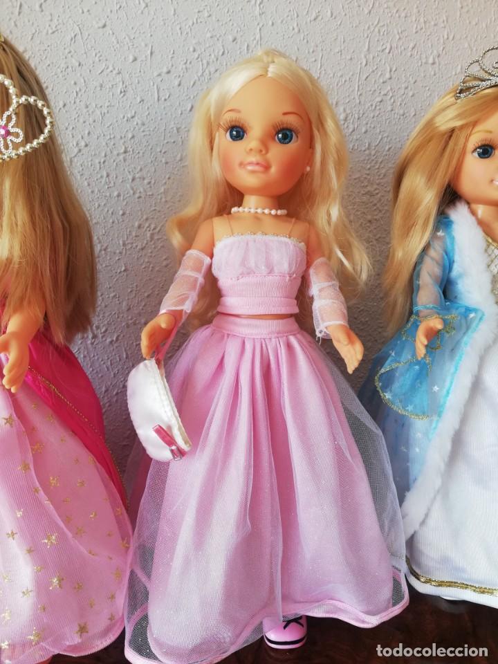 Muñecas Nancy y Lucas: Nancy princesa - Foto 2 - 199730090