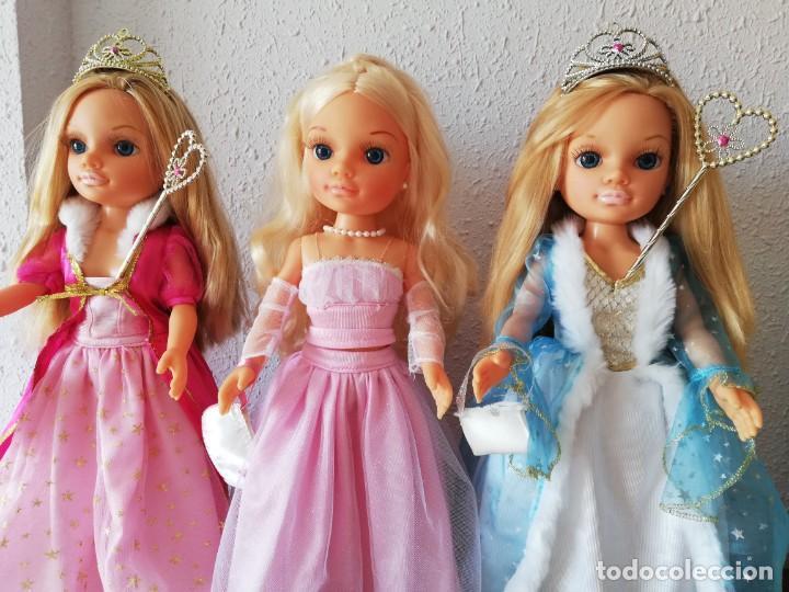 Muñecas Nancy y Lucas: Nancy princesa - Foto 3 - 199730090