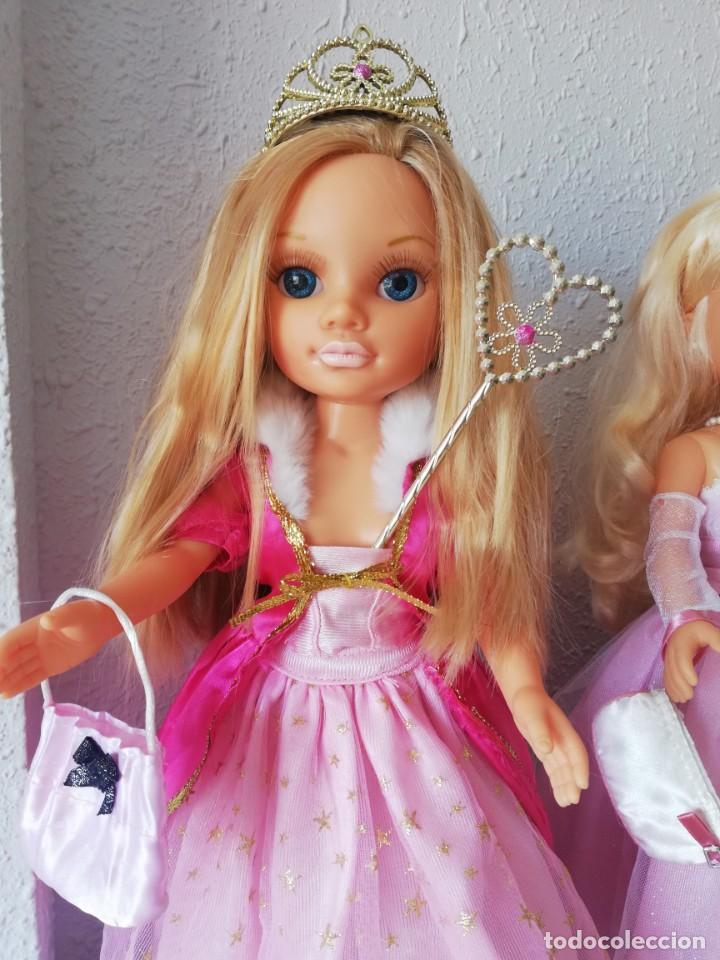 Muñecas Nancy y Lucas: Nancy princesa - Foto 4 - 199730090