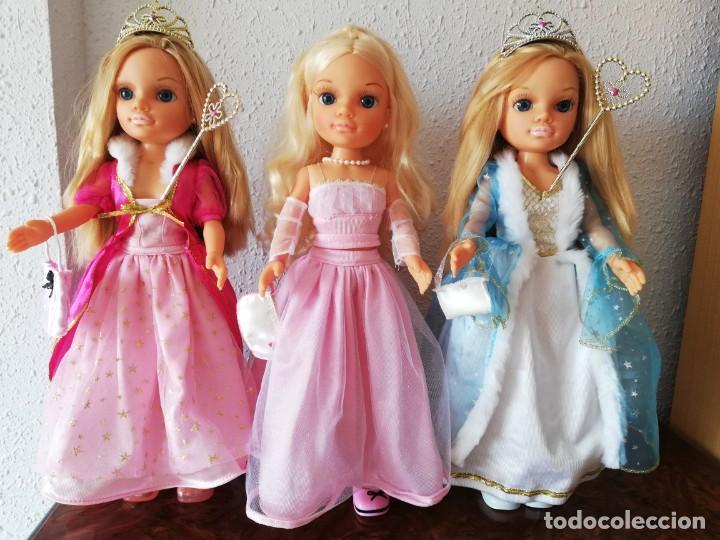 Muñecas Nancy y Lucas: Nancy princesa - Foto 7 - 199730090