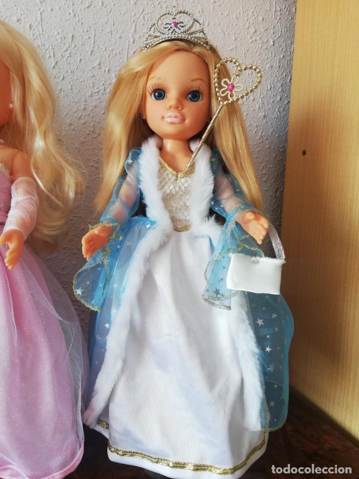 Muñecas Nancy y Lucas: Nancy princesa - Foto 10 - 199730090