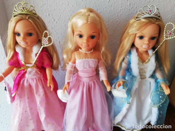 Muñecas Nancy y Lucas: Nancy princesa - Foto 12 - 199730090