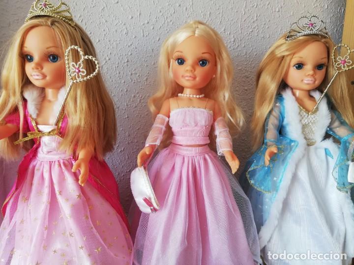 Muñecas Nancy y Lucas: Nancy princesa - Foto 13 - 199730090
