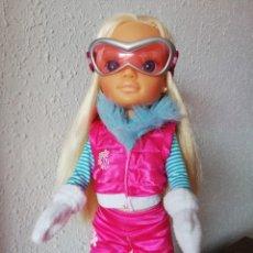 Muñecas Nancy y Lucas: NANCY ESQUIADORA . Lote 199730546