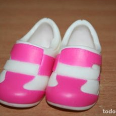 Bambole Nancy e Lucas: ZAPATILLAS ORIGINALES MUÑECA NANCY NEW . Lote 200118708