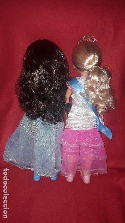 Muñecas Nancy y Lucas: NANCY NEW Y ANABELLA DE FAMOSA MISS SEA STAR. - Foto 2 - 200355801