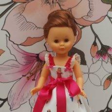 Muñecas Nancy y Lucas: VESTIDO PARA NANCY. TELA DE ION FIZ. Lote 160260508