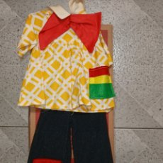 Muñecas Nancy y Lucas: TRAJE PINTORA ORIGINAL NANCY 80. Lote 202602577