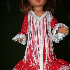 Muñecas Nancy y Lucas: TRAJE SEVILLANA MUÑECA NANCY FARALAES. Lote 202605083