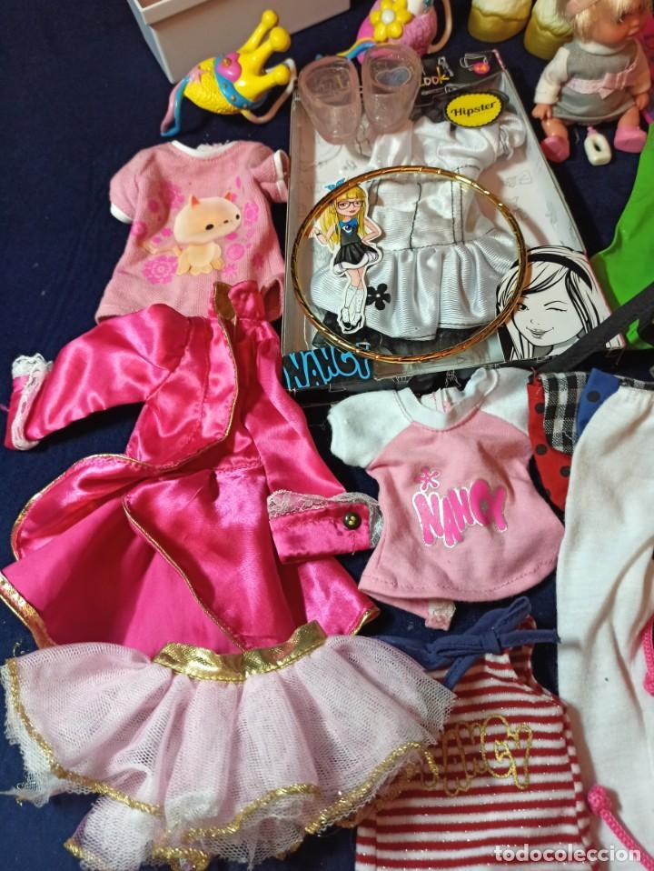 Muñecas Nancy y Lucas: Lote de Muñeca Nancy New,con muchos complementos y ropa.(todo original) - Foto 13 - 263154715