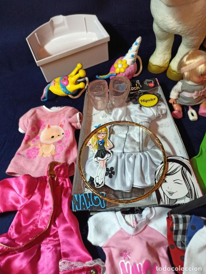 Muñecas Nancy y Lucas: Lote de Muñeca Nancy New,con muchos complementos y ropa.(todo original) - Foto 14 - 263154715