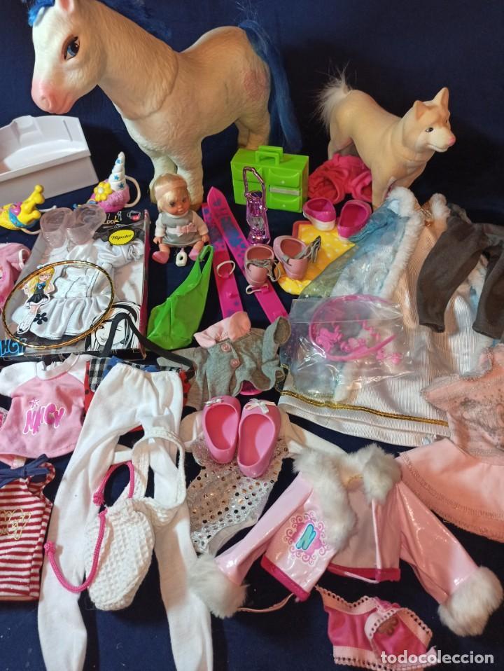 Muñecas Nancy y Lucas: Lote de Muñeca Nancy New,con muchos complementos y ropa.(todo original) - Foto 7 - 263154715