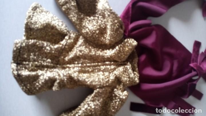 Muñecas Nancy y Lucas: blusa y bufanda conjunto boutique reedicion nancy - Foto 2 - 203590118