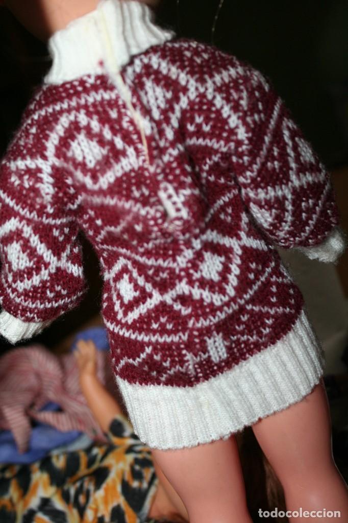 Muñecas Nancy y Lucas: jersey jackard muñeco lucas - Foto 2 - 203807933