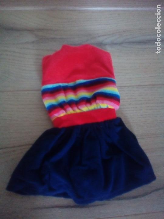 VESTIDO NANCY DE LOS'80 (Juguetes - Muñeca Española Moderna - Nancy y Lucas, Vestidos y Accesorios)