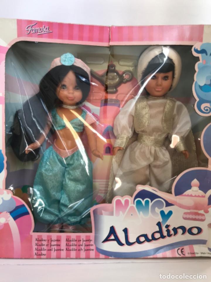 ESPECTACULAR NANCY ALADINO EN CAJA NUEVO (Juguetes - Muñeca Española Moderna - Nancy y Lucas)