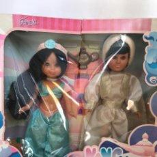 Muñecas Nancy y Lucas: ESPECTACULAR NANCY ALADINO EN CAJA NUEVO. Lote 204641771