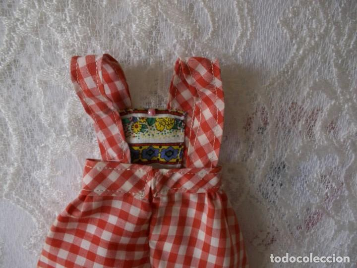 Muñecas Nancy y Lucas: VESTIDO GATSBY NANCY-ARTESANAL DE LOS AÑOS 70 - Foto 11 - 204790777