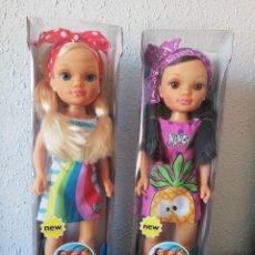 Muñecas Nancy y Lucas: PRECIOSAS NANCY NEW EN SU CAJA. Lote 205035748