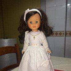 Muñecas Nancy y Lucas: MUÑECA NANCY COMUNION - FAMOSA - BUEN ESTADO - ¡ ¡ ¡ POR SÓLO 1.- EURO DE SALIDA ! ! !. Lote 205196406