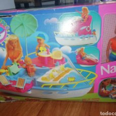 Muñecas Nancy y Lucas: NANCY YATE DE RECREO SIN ESTRENAR. Lote 205374031