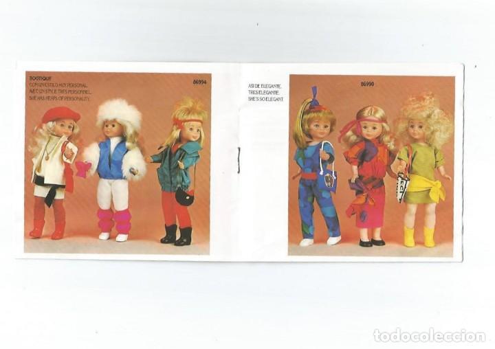 Muñecas Nancy y Lucas: CATÁLOGO NANCY AÑOS 80 - Foto 2 - 205380310