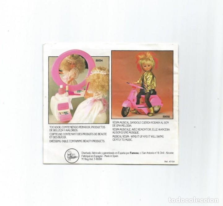 Muñecas Nancy y Lucas: CATÁLOGO NANCY AÑOS 80 - Foto 3 - 205380310