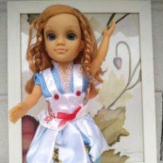 Muñecas Nancy y Lucas: MUÑECA NANCY NEW DOROTHY DE MAGO DE OZ. Lote 205571230