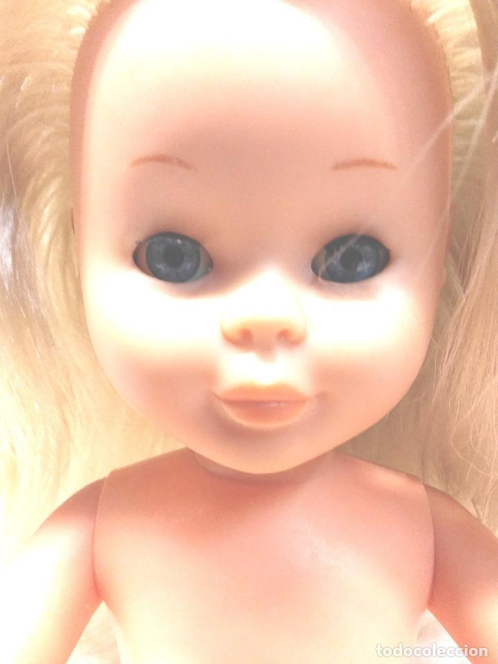 Muñecas Nancy y Lucas: Nancy Rubia ojos Azules Muñeca de Famosa - Foto 3 - 206383857