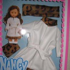 Bonecas Nancy e Lucas: OFERTA! REEDICIÓN DEL CONJUNTO GABARDINA DE INVIERNO PARA NANCY. EN CAJA Y PARA ESTRENAR!. Lote 206478078