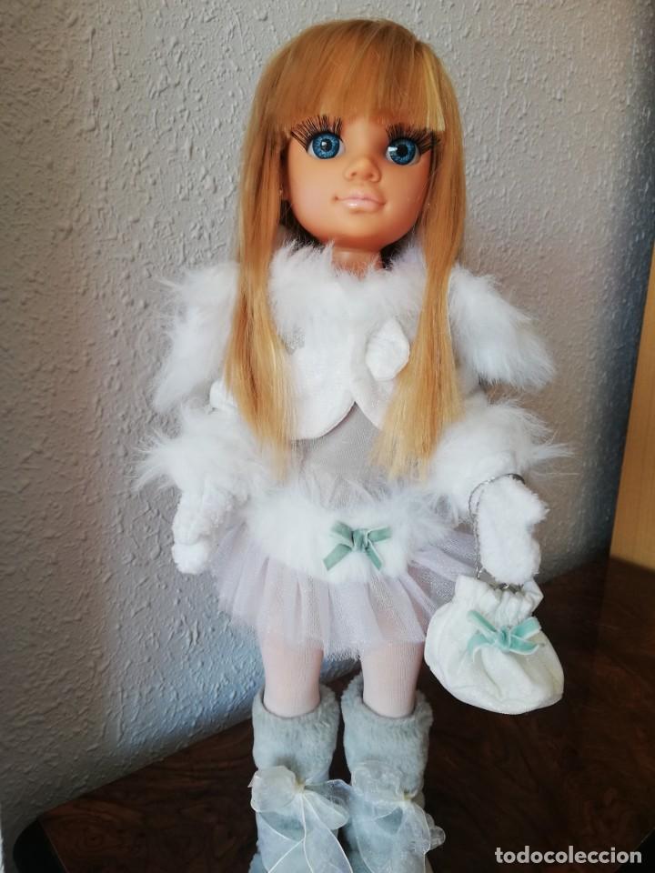 Muñecas Nancy y Lucas: Nancy, brillos en la nieve - Foto 8 - 206584902