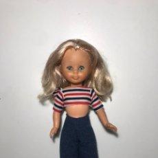 Muñecas Nancy y Lucas: ANTIGUA MUÑECA NANCY TOBILLO GORDO. Lote 206788042