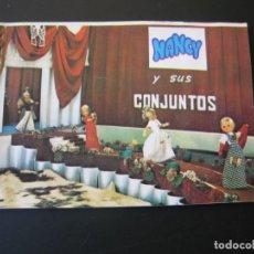Muñecas Nancy y Lucas: CATALOGO DE NANCY Y SUS CONJUNTOS DE FAMOSA. Lote 206834078