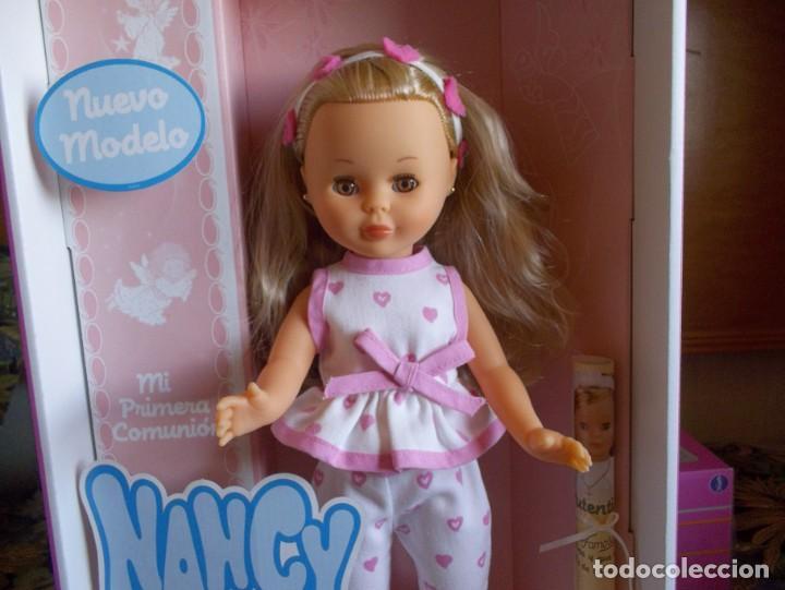 Muñecas Nancy y Lucas: NANCY REEDICION CON REPLICA EL JARDIN - Foto 9 - 207311692