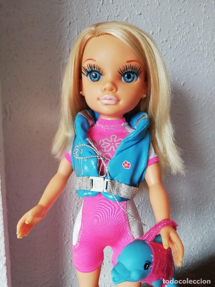 Muñecas Nancy y Lucas: Nancy new, cuidadora de delfines - Foto 5 - 207434711